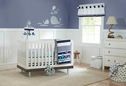 Just Born Crib Bedding Set, High Seas