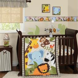 crib bedding set baby blanket bed sheet