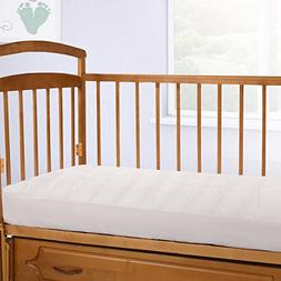 Red Nomad Crib Pad Mattress Protector Ultra Baby Blanket Org