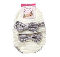 So 'Dorable Baby Girl 2-Piece Crochet Set