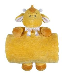 Ganz Cuddle Blanket - Giraffe