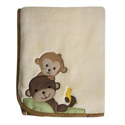 Bedtime Originals Curly Tails Blanket by Bedtime Originals