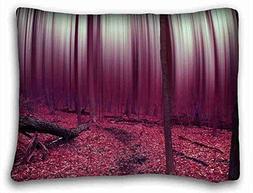 "Custom Characteristic  Pillowcase Standard Size 20""X26"" Desi"
