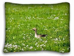 Custom Characteristic Animal Rectangle Pillowcase 20x26 inch