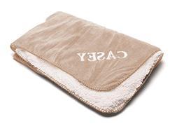 JoJo Custom Embroidered Blankets