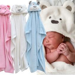 cute Animal shape <font><b>baby</b></font> hooded bathrobe t