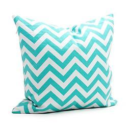 Lavievert Decorative Cotton Canvas Square Throw Pillow Cover