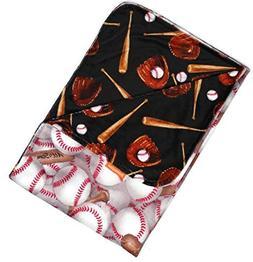 Dear Baby Gear Deluxe Reversible Baby Blankets, Custom Minky