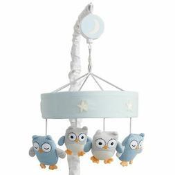 Lambs & Ivy Dena Night Owl Musical Mobile