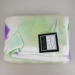 DENY Fleece Throw Blanket Among The Cosmos By Lisa Argyropou