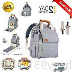 Diaper Bag Backpack Baby Diaper Bag for Girls and Boys Multi