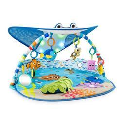 Bright Starts Disney Baby Finding Nemo Mr.Ray Ocean Lights &