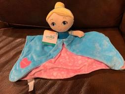 Disney Cinderella Security Blanket By Disney Baby, Multi-Col