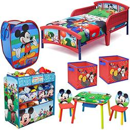 Disney Delta Children Mickey Mouse Clubhouse 8-Piece Furnitu