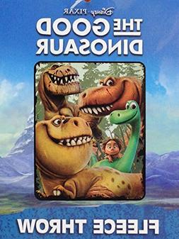 "Disney's the Good Dinosaur 40"" x 50"" Kids Soft Fleece Throw"