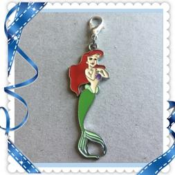 ❤️ Disney Little Mermaid ❤️ Zipper Pull Charm with L