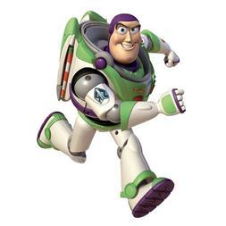 "Disney ""Toy Story 3"" Buzz Wall Decal Cutout 27.5""x38"""