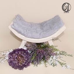 Don&Judy 100% Wool Fleece Fluffy Newborn Photography <font><