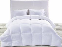 Utopia Bedding All Season Comforter - Ultra Soft Down Altern