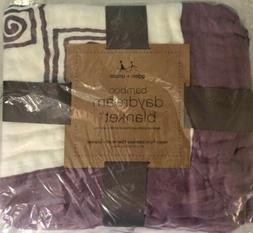 aden + anais Dream Blanket, 100% Cotton Bamboo Muslin, 4 Lay