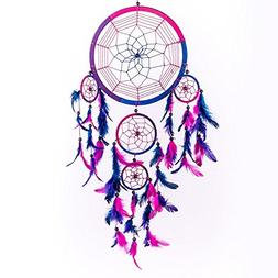 AccMart Large Dream Catcher,Handmade,8.6inch Diameter,Aprox.