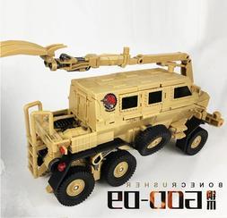 TF Dream Factory Robot GOD-09 GOD09 Bonecrusher Movie Leader