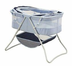 Big Oshi Emma Newborn Baby Bassinet - Portable Bassinet for