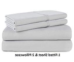 ARlinen 100% Egyptian Cotton 3-Piece  Only Sateen 600-Thread