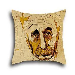 Mr Ozzello Einstein 100% Cotton Simple Pillow Case Flannel C