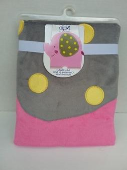 nojo elephant shaped blanket