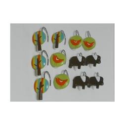 Circo Elephant Shower Hooks
