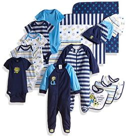 Gerber 19 Piece Baby Essentials Set