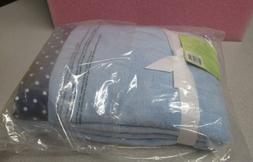 "Everything Kids Plush Blanket BLUE 100% Polyester 40""x50"" No"