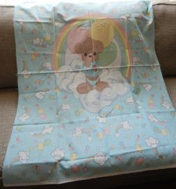 Fabric Vintage Precious Moments Fabric Topper Panel for Baby