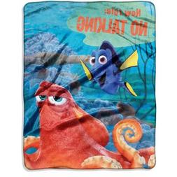 Disney Pixars Finding Dory No Talking 40 x 50 Silk Touch Thr