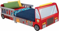 Fire Truck Bed Kids Toddler Bed Childrens Furniture Toys Woo