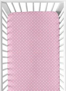 Sweet Jojo Designs Fitted Crib Sheet for Skylar Baby/Toddler