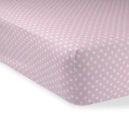 Fitted Knit Crib Sheet - Best Crib Sheet for Baby - Infant |