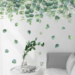 Flamingo Leaves Removable Baby Kids Wall Sticker Decal Nurse