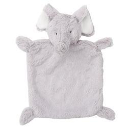 Elegant Baby Flatso Elephant, Gray