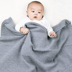 <font><b>Baby</b></font> <font><b>Blanket</b></font> Knitted