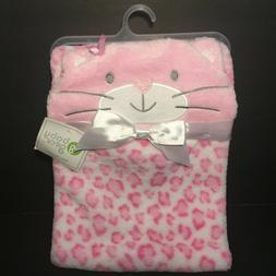 """Baby Gear """"Loving Kitty"""" Blanket - pink, one size"""