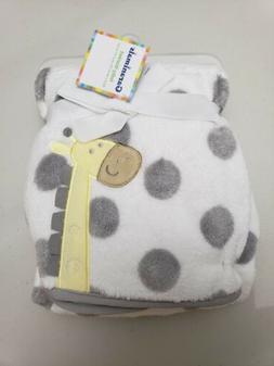 Garanimals Giraffe Fleece Baby Blanket