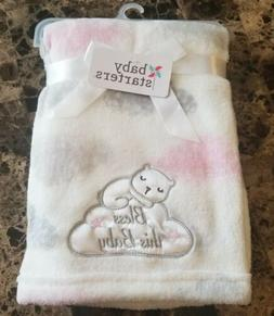 Girls Baby Starters Baby Blanket 30×40in.nwt.