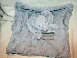KOALA BABY gray elephant Security Blanket nunu lovey Rattle