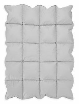 Gray Baby Down Alternative Comforter/Blanket for Crib Beddin