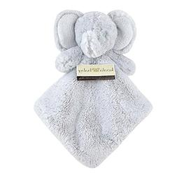Koala Baby Grey Elephant Plush Security Blanket