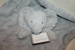 KOALA BABY grey elephant Security Blanket nunu lovey Rattle