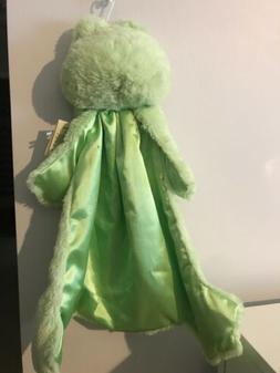 GUND baby Huggybuddy Green Frog 59165 Security Blanket/Lovey