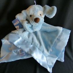 Gund Baby Spunky Dog Lovey Toy, Blue